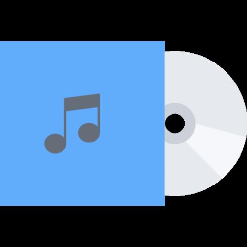 CDs und mp3
